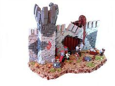 TT R2: A Skeletal Terrorist: A LEGO® creation by Infernum Mythron-Bane : MOCpages.com