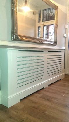 Made to measure Radiator Cabinet by radiator cabinets uk