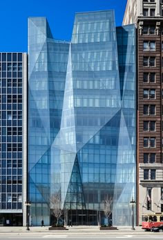 Spertus Institute, Chicago by  Krueck & Sexton Architects