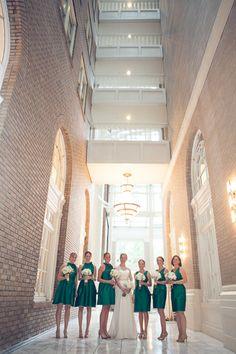Georgian Terrace Wedding: Atlanta, Ga photos by Abby Smith http://www.abbysmithweddings.com/