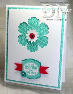 Another Eastern Elegance designer paper project