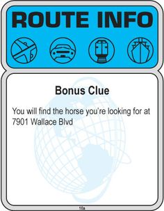 Clue 10 Bonus Amazing Race Games, Amazing Race Party, Race Clues, Fun Games, Fun Activities, 13th Birthday Parties, Birthday Ideas, Poker Run, Day Camp