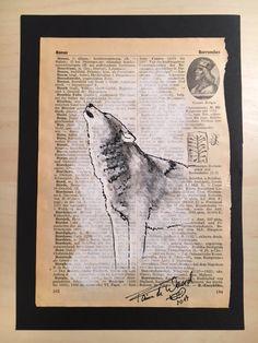 Art for wolves Nr 2