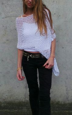 poncho blanco blanco algodón poncho mujer PONCHO géneros de
