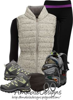 """""""Hiking the CO Rocky Mtns"""" by amabiledesigns ❤ liked on Polyvore"""