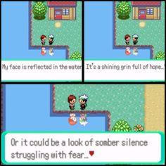 Pokemon Emerald Was Dark
