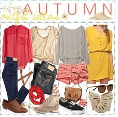 """""""Autumn Outfit Ideas, ♥"""" by the-polyvore-tipgirls ❤ liked on Polyvore"""
