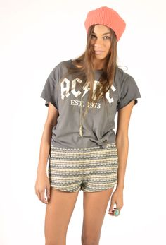 Drifter Shorts - The Freedom State - Bohemian Inspired Online Store $59.95