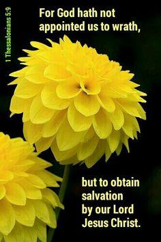 1 Thessalonians 5:9 KJV