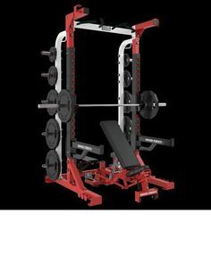 Life Fitness Half Rack Commercial Gym Equipment, Home Gym Equipment, No Equipment Workout, Dream Home Gym, At Home Gym, Gym Workouts, At Home Workouts, Workout Ideas, Workout Machines