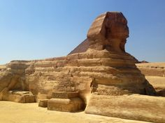 Great Sphinx of Giza, #Egypt, #AncientCivilizations trip, May 2014