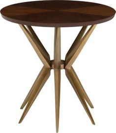 Eden Side Table from the Suzanne Kasler® collection by Hickory Chair Furniture Co.