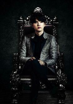 KING SUGA :)