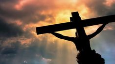 I Am Stretched Upon the Cross Over You, America