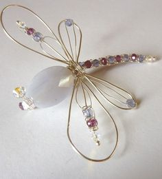 This is a brooch, but I would love a few of these on my Christmas tree!