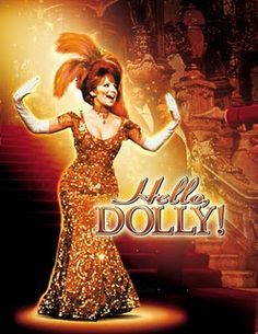 Hello Dolly!!! Great movie. I love Barbra in this <3