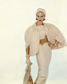 ~Christian Dior, 1956~