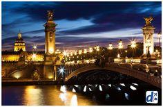 Puente parisino --> http://www.despegar.com/