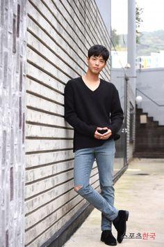 Park Bo Gum press interview for Sports Korea