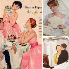 Vintage Wedding Ads