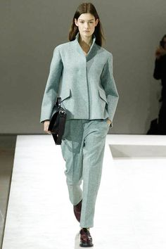 Jil Sander Fall 2014 Ready-to-Wear Collection Slideshow on Style.com