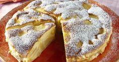 Gâteau-flan aux pommes – All You Need Apple Dessert Recipes, Apple Recipes, Pumpkin Recipes, No Bake Desserts, Baby Food Recipes, Desserts Caramel, Flan Cake, German Baking, Apple Butter