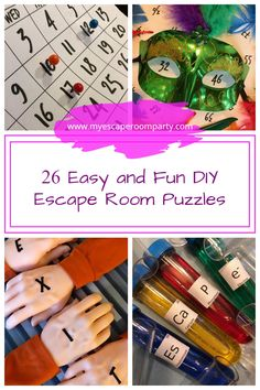 Kids Escape Room, Escape Room Themes, Escape Room Puzzles, Kids Room, Fun Games, Games For Kids, Activities For Kids, Diy For Kids, Crafts For Kids