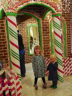 little hiccups giant gingerbread house more candy land christmas