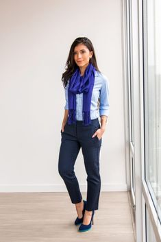 Work Outfits -20 Work Outfits - Decoding Women Business Casual