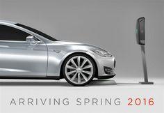 La berline électrique recevra dès la fin mai 2016 un dispositif de charge sans fil en seconde monte