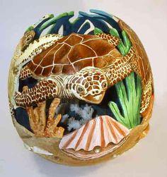 Group_Turtles by Phyllis Sickles