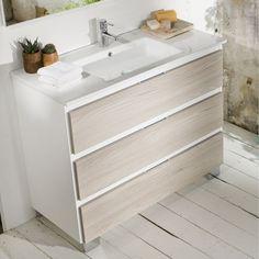 Muebles de Baño LINE 3 Olmo
