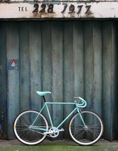 tiffany blue #bicycle