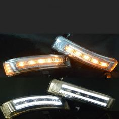 """106.99$  Buy now - http://alig1n.worldwells.pw/go.php?t=32486677972 - """"July King LED Rear-view Mirror Lights 106.99$"""