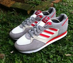 adidas Originals ZX 100-Running White-Bliss-Red (Spring 2014)