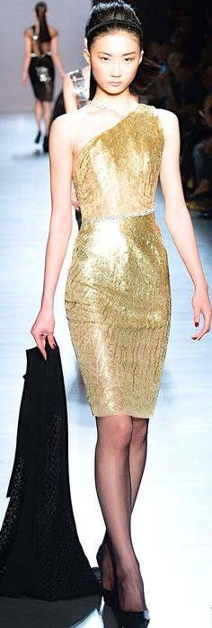 Georges Chakra Couture FW 2014 - 2015.