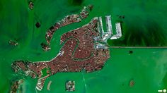 'Daily Overview' Is Proof That Earth Is Stunning From Above...PHOTOS (pictured above is Venice)