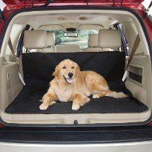 Guardian Gear Polyester Classic Cargo Dog Cover 59-inch Black from PetEdge Dealer Services - www.buydogsweaters.com   $49.99