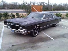 '70 Mercury Marquis