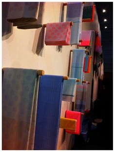 Hay Textiles at Maison Object - photo tweeted by Seen PR