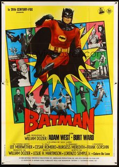 Batman 1966  Premiered 30 July 1966