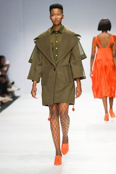 SAFW Street Style  - This Young Designer Stole the Show at South African Fashion Week