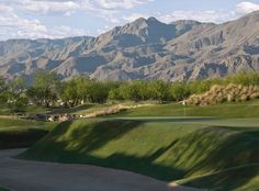Southern California desert golf course in mid-February . . . see you soon!