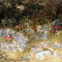 public domain vintage fairy art