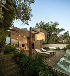 Four Houses in Baleia by Studio Arthur Casas