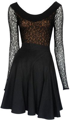 Banned Retrò Vintage Gothic Giacca In Maglia Cardigan goth lace pizzo nero