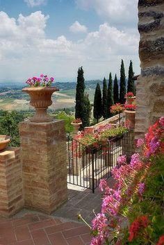 Montefollonico ~ Tuscany, Italy