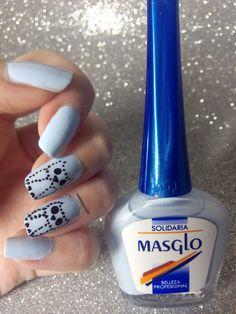 Imagen relacionada Basic Nails, China Glaze, Make Up, Casual, Beauty, Happy, Nail Polish Colors, Hair Beauty, Nail Designs