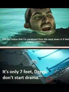 Yeah, seriously..guys, Derek is so over dramatic Teen Wolf, Pandora, Movie Posters, Popcorn Posters, Film Posters, Film Poster, Wolf Pup
