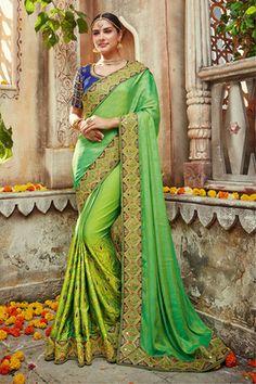 de90c47c92 15 Best Sarees images in 2019   Blouse online, Party wear sarees ...